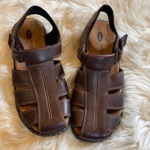 Men's leather Dr. Scholl's Sandals size 10m